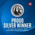Proud Silver Winner: 2018 IBPA Award